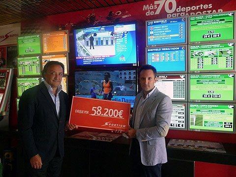 premio 58000 euros